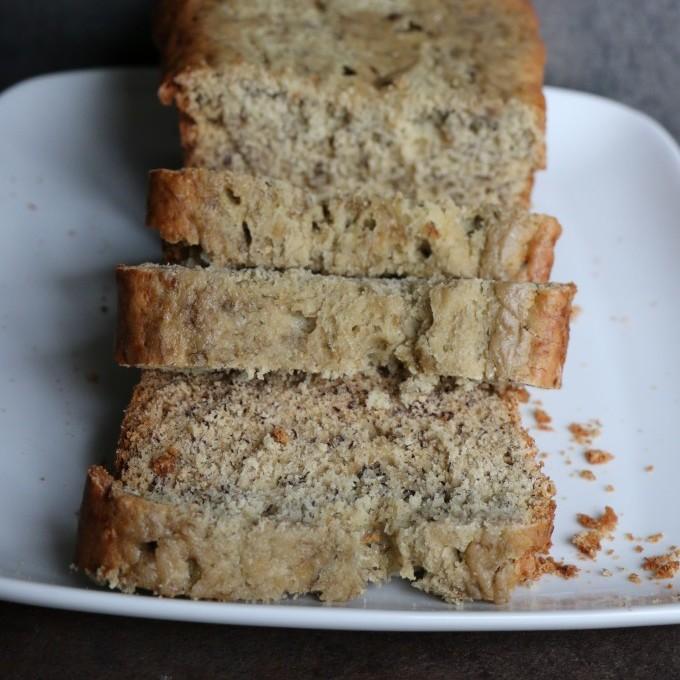 Crockpot Banana Bread Recipe