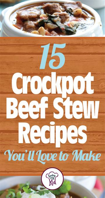 15 Crockpot Beef Stew Recipes You'll Love to Make - This is a must share. We've handpicked these great beef stew crockpot recipes for their simplicity and taste. From ranch beef stew to beef vegetable barley stew, these recipes are perfect for everyone! #fmk #beefstew