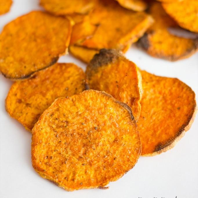 Easy Sweet Potato Chips