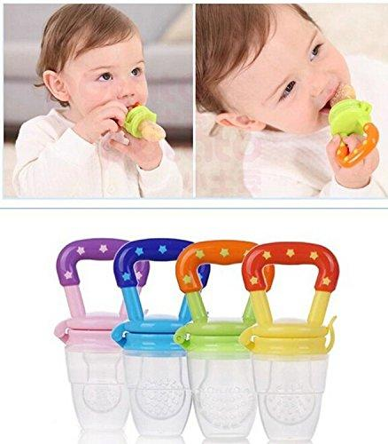 Efbock Nipple Fresh Food Milk Nibbler Feeder Feeding Tool Safe Baby Supplies Toys