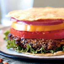 Gluten Free Veggie Burger