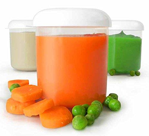 Littleware Baby Food Storage Containers