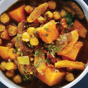 Moroccan Beef, 
