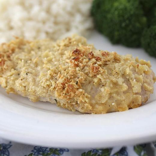 Parmesan Ranch Chicken