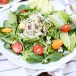 Pineapple Cilantro Chicken Salad