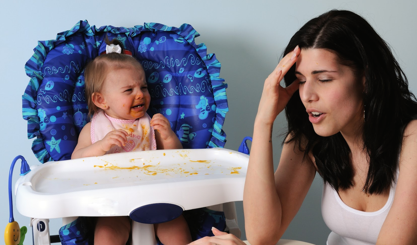 Messy Mealtime Guide: What You Need to Know When Feeding an Infant