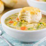 SlowCooker Chicken Pot Pie