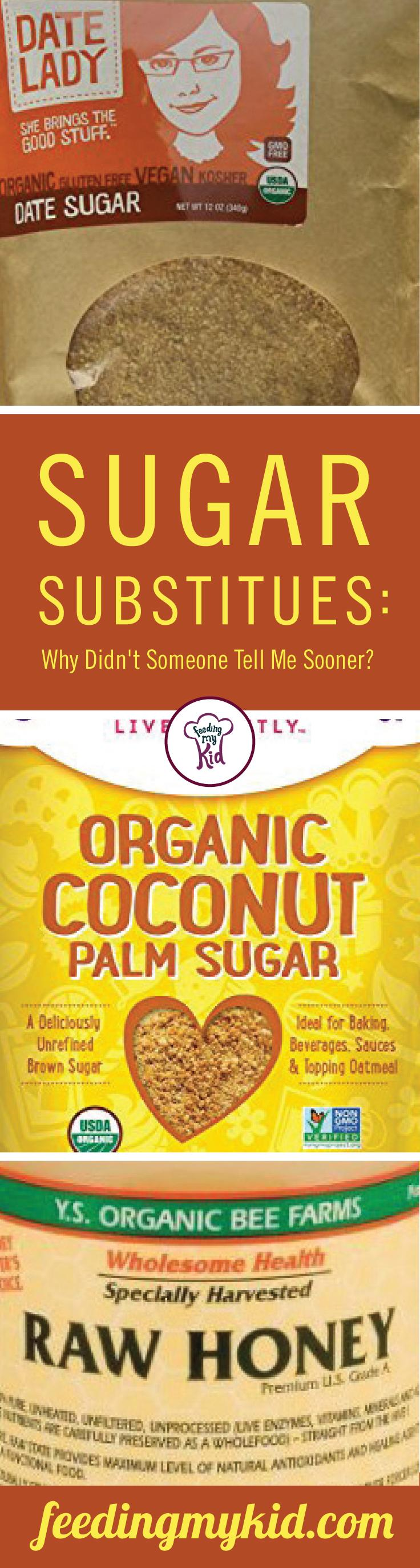 Sugar Substitutes: Why Didn't Someone Tell Me Sooner? - This is a must read! We caution you to beware of sugar's pen names. Although the ingredient list might look healthy, it could be loaded with more sugar components than you think. Luckily, for those of us that battle constant sweet cravings, Mother Nature herself has organic sugary gems that are loaded with health benefits! This is a must pin! #fmk #sugar