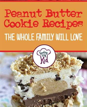 Peanut Butter Cookie Recipes the Whole Family Will Love - From chocolate chip peanut butter oatmeal cookies to snickers stuffed peanut butter cookies. These great peanut butter recipes are perfect for the whole family! This is a must pin! #fmk #recipes #cookies