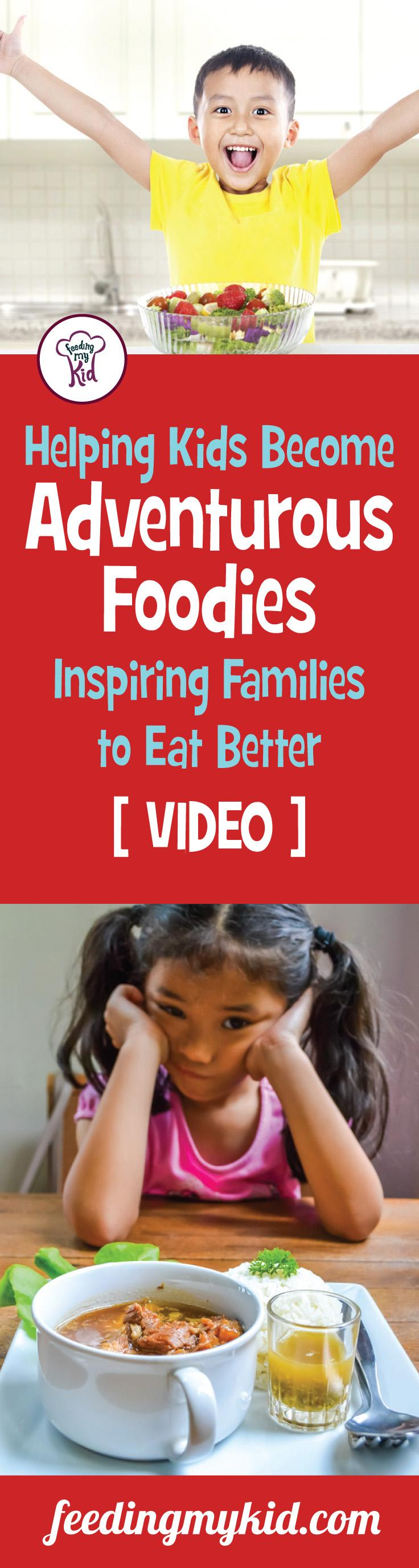 In this video, we will discuss the importance of working together and inspiring healthy eating habits for the whole family!