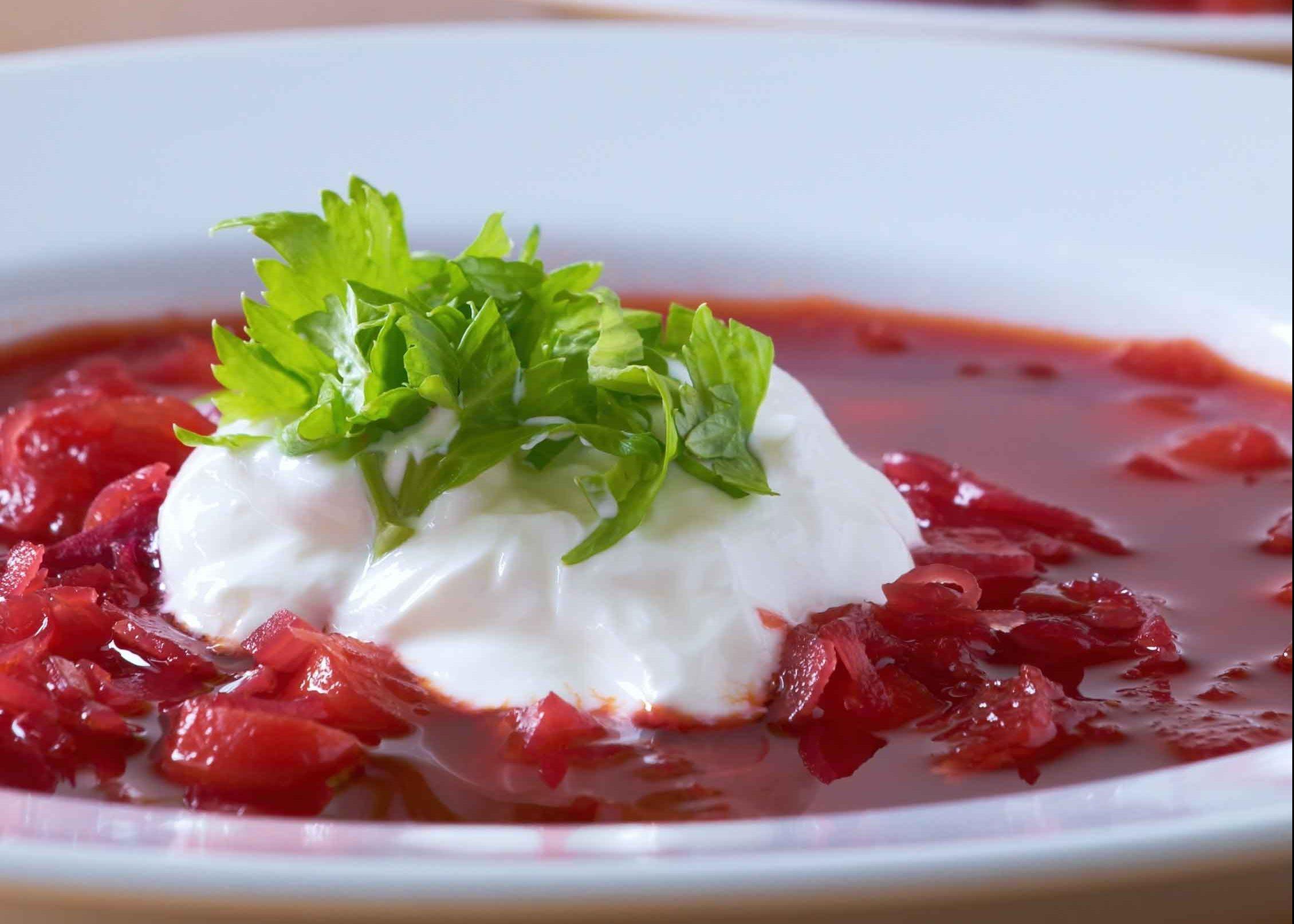 Best Borscht Recipe Of All Time! (Beet Soup Recipe)