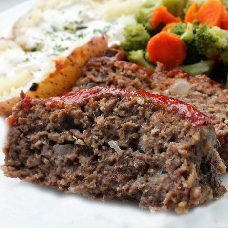Classic Meatloaf Recipe