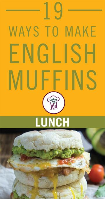 Find the perfect english muffin recipe. Feeding My Kid is a great website for parents and nutrition buffs alike, filled with healthy recipes and ways to live a nutritious, healthy life.