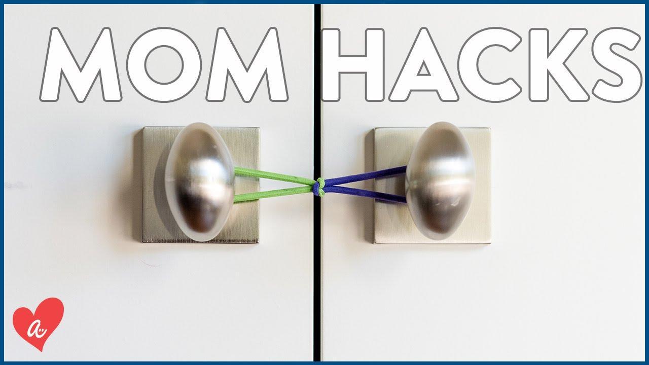 Mom Hacks! Tips, Tricks & Secrets!