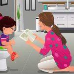 Check out this great video of potty training tips every parent needs to know! Don't get discouraged or give up, you can do it with these tips!
