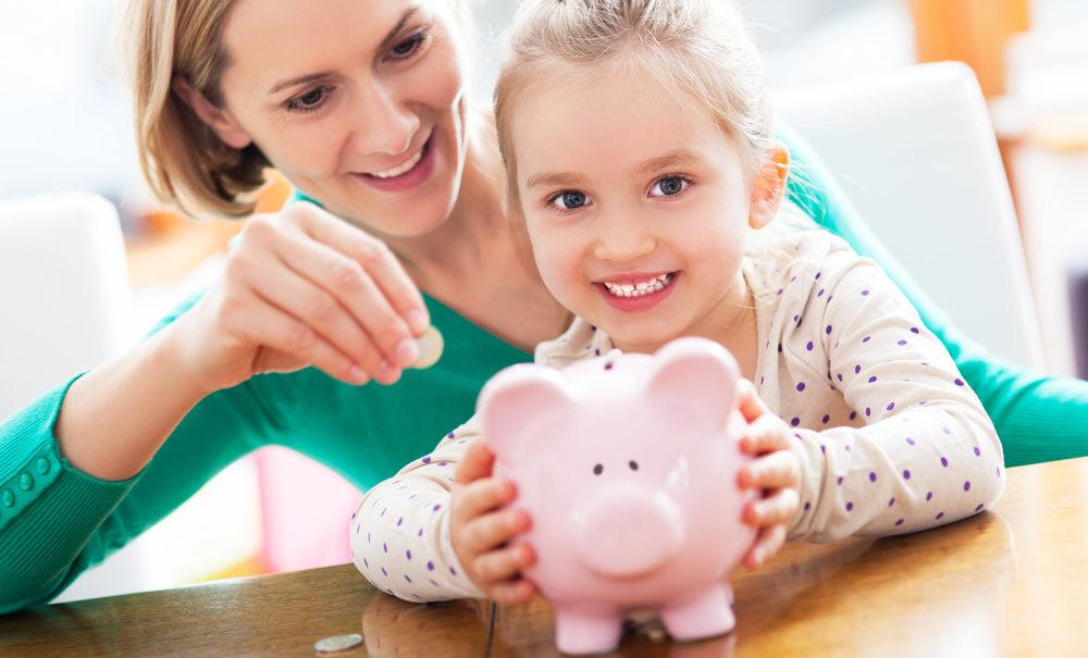 How to Teach Kids to be Money-Wise at a Young Age