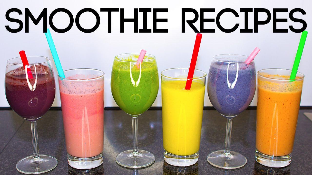 How to Make the Ultimate Smoothie. Smoothie Hacks, Recipe and Tips