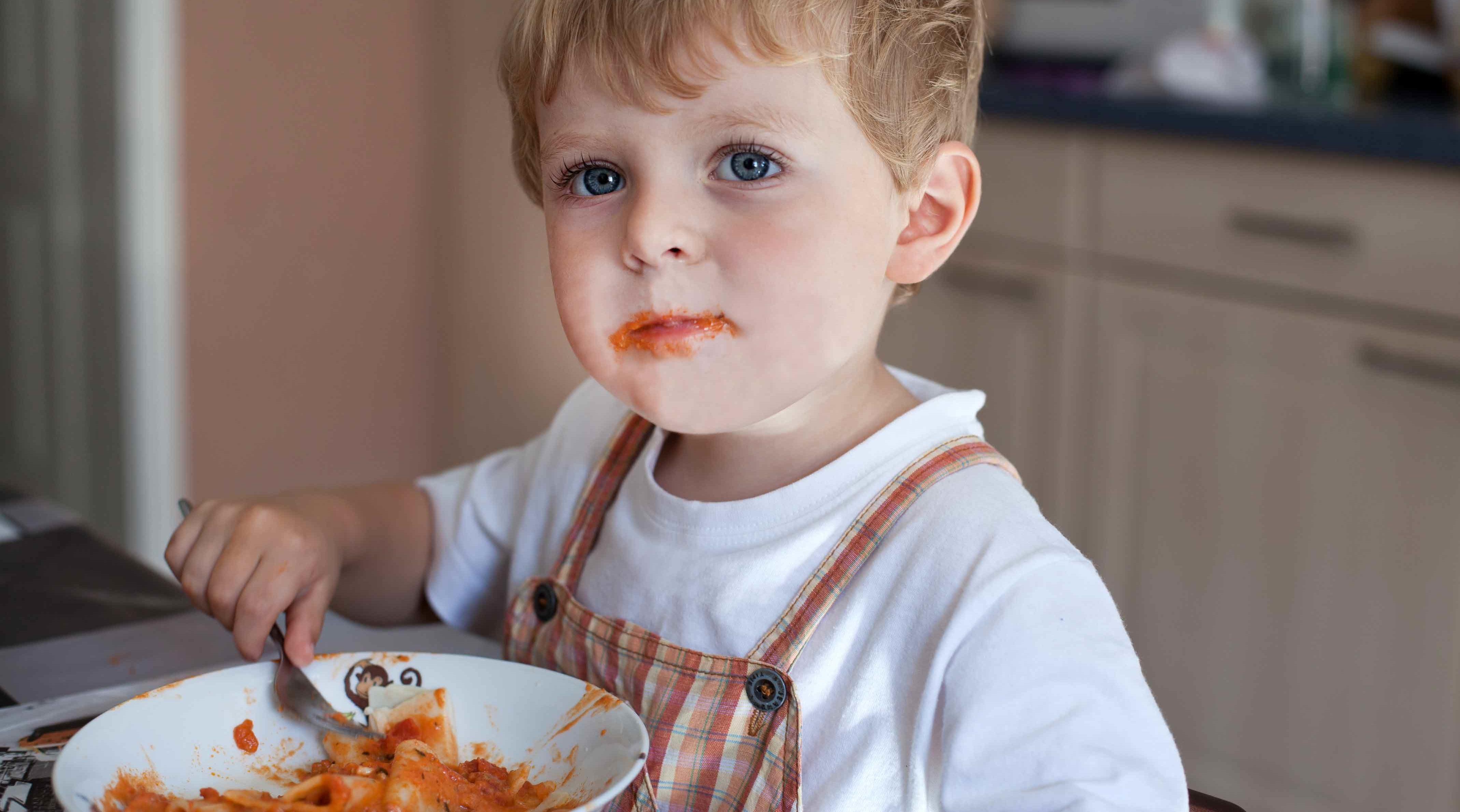 Toddler Not Eating How Hiding Veggies In My Sons Food