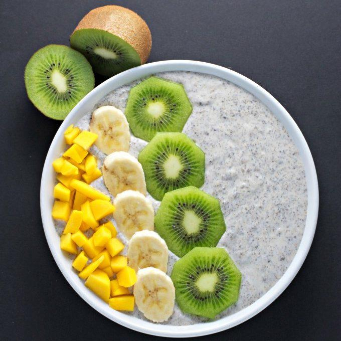 Chia Seed Breakfast Bowl