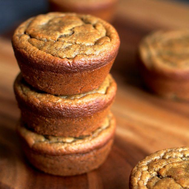 Flourless Banana Bread Muffins Recipes
