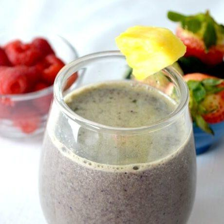 Kid Approved Prune Juice Smoothie