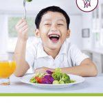 How to Get Kids to Eat Healthier Series: Kids Eating Broccoli