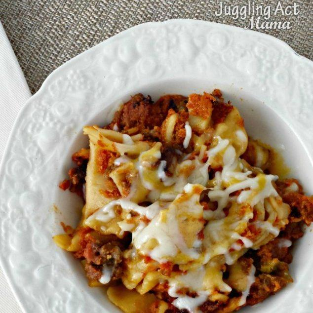 Meaty Slow Cooker Lasagna Recipe
