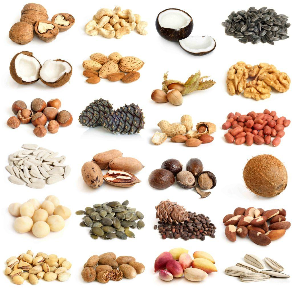 Try to Get Kids to Eat More Nuts and Seeds for Added Nutrition