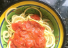 Put a Healthy Spin on Zucchini Noodles. A Recipe and Tips.