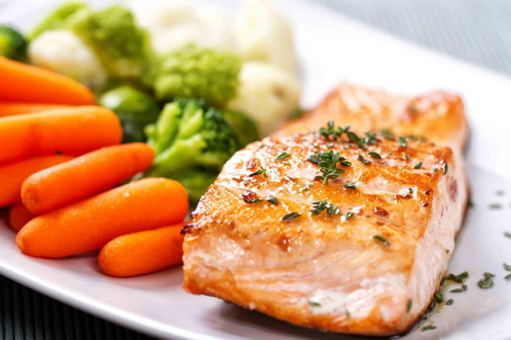 Salmon Is A Great Food for Kids