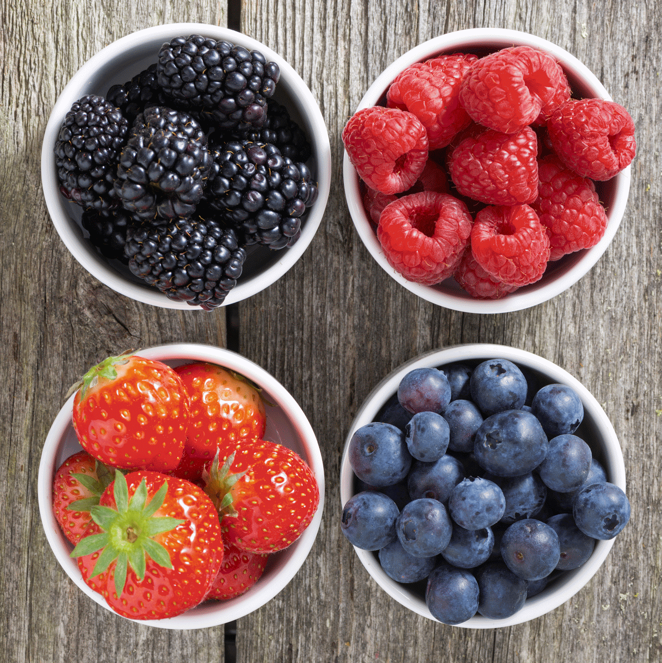 high fiber fruit