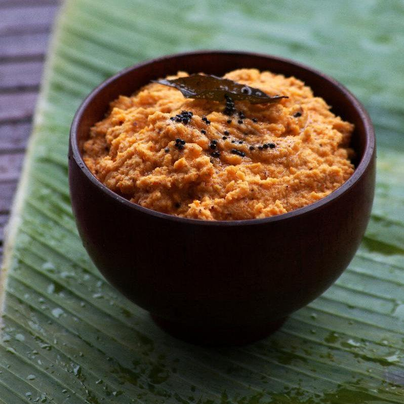 Tomato Coconut Chutney Recipe
