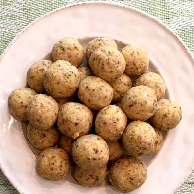 Vegan Chickpea Meatball Recipe