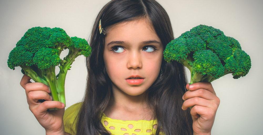 10 Tips to Fight The Veggie Battle With Kids