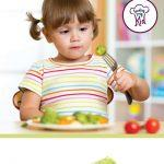 How to Get Kids to Eat Healthier Series: Kids Eating Brussels Sprouts