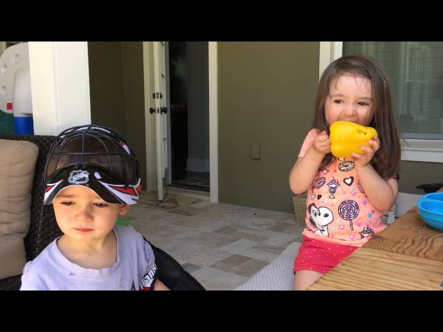 Does Your Child Eat Vegetables? Create a Video Of It To Get Kids To Eat Healthier! Find Out How…