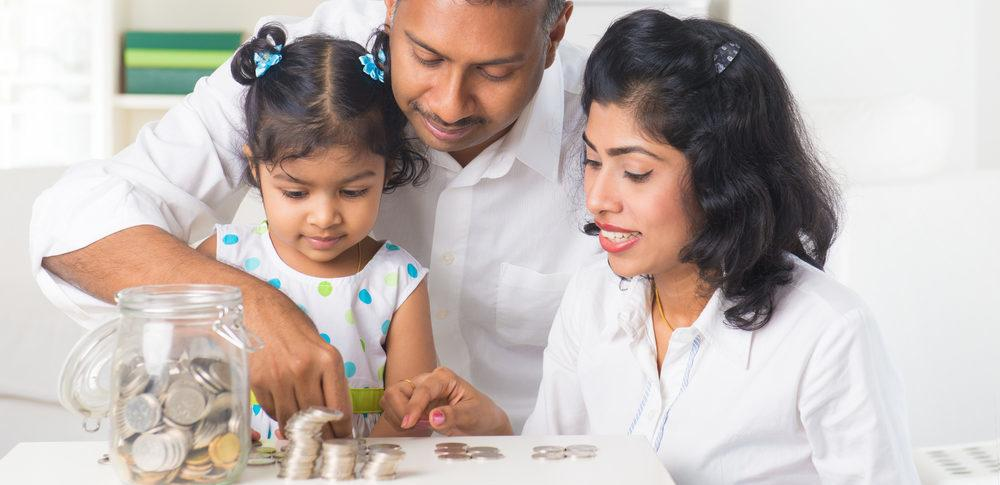 3 Tips to Help Parents Teach Children Great Money Habits Early
