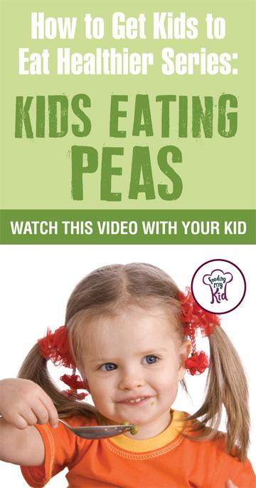 Want your kids to eat carrots? Teach your kids how to eat more vegetables and fruits. Watch these videos with your kids of kids eating veggies and fruits and get your kids to eat veggies and fruits. Find out how it works here. #pickyeating #getkidstoeat #peas #nokidsmenu