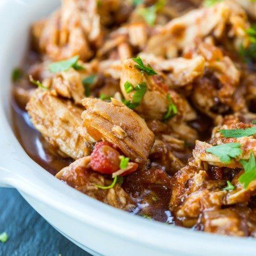 3-Ingredient Balsamic Chicken Recipe