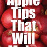 Apple Snacking Tips & Tricks