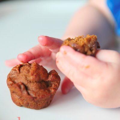 Baby Iron Muffins Recipe