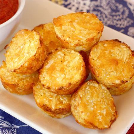 Baked Cauli Tots Recipe