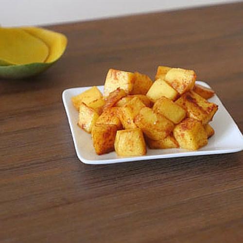 Baked Mango Recipe
