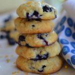 Blueberry Orange Cream Cheese Cookies Recipe