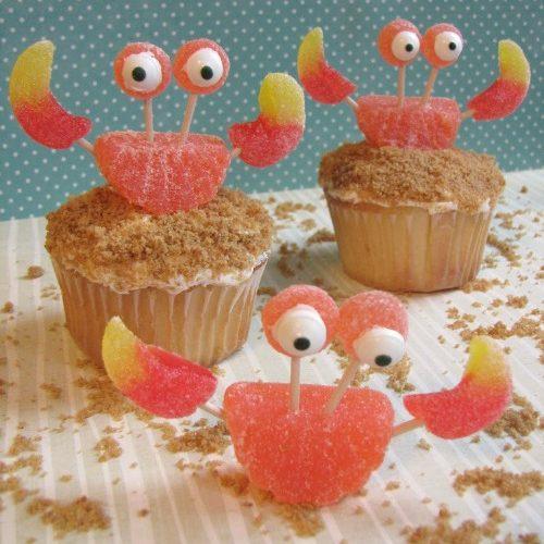 Crab Cupcakes Recipe