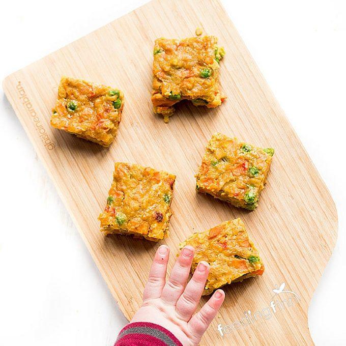 Curried Lentil Bake Recipe
