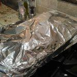 Honey-Roasted-Chicken-Cover-in-Foil