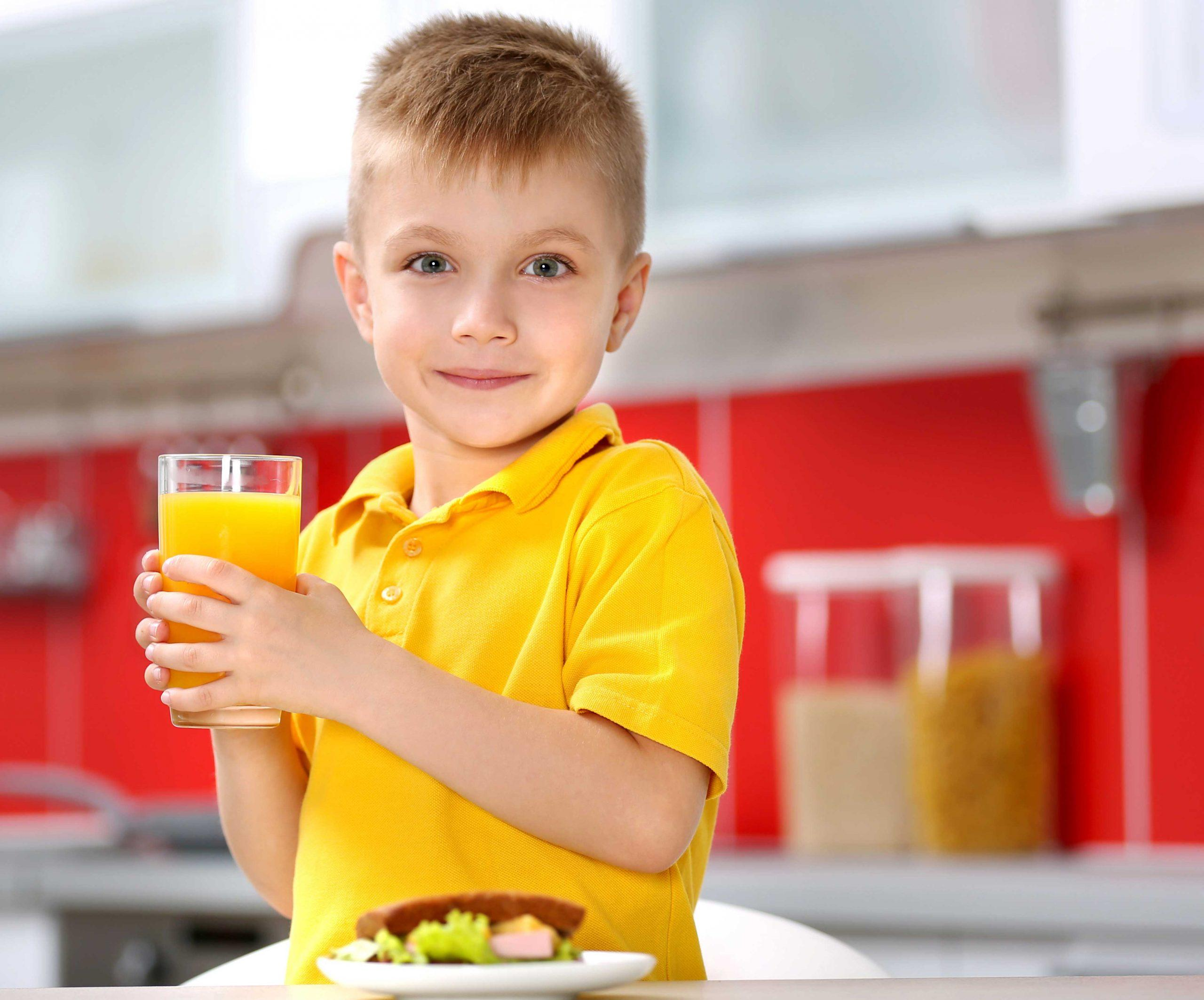 Why I Don't Give my Kids Juice
