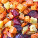 Oven Roasted Sweets and Beets Recipe