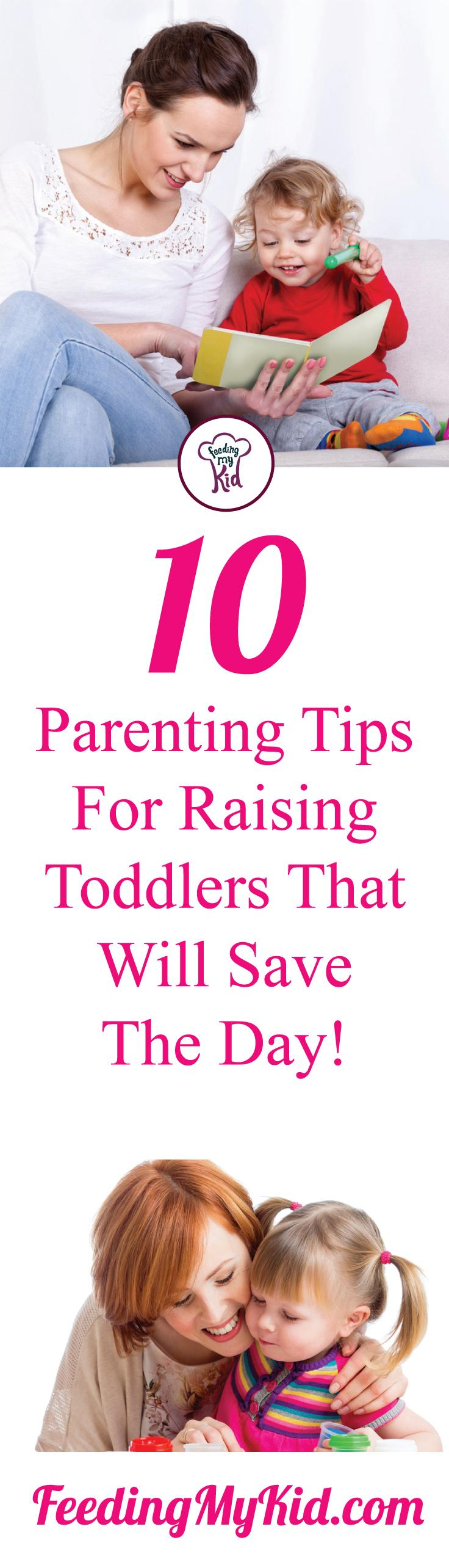 Want some great parenting tips? Check out this great parenting tips video to help you raise your toddlers! Feeding My Kid is a filled with all the information you need about how to raise your kids, from healthy tips to nutritious recipes. #FeedingMyKid #parentingtips #toddlers